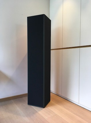 Compact column with maximum absorption